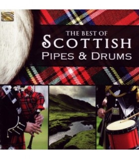 The Best of Scottish Pipes and Drums