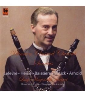 Unknown Classical Clarinet Sonatas