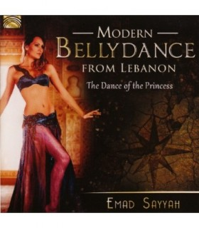 The Dance of the Princess-Modern Bellydance from Lebanon