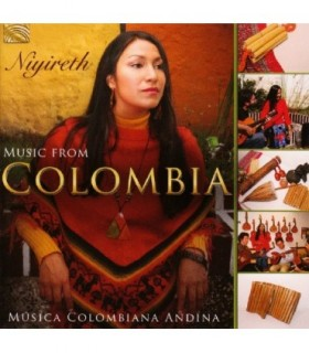 Music from Colombia-Andina