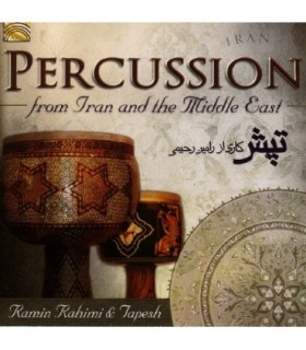Percussion from Iran and the Middle East