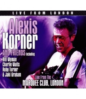 Live from the Marquee Club London