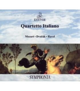 Mozart, Dvorak, Ravel