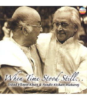 When time stood still...