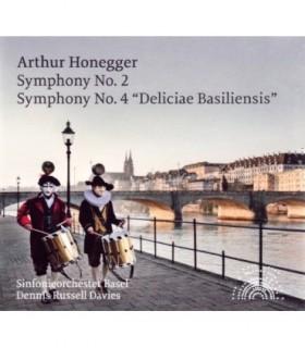 Symphony No 2 et 4