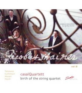 Birth of the String Quartet, Vol. 2