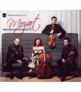Mozart - Preussische Quartette