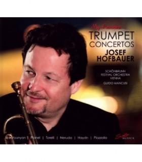 My Favorite Trumpet Concertos
