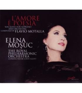L'Amore e Poesia - Flavio MOTALLA