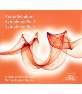Symphony No 2 et 6
