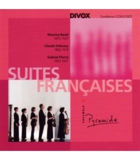Suites Francaises, Ravel-Debussy-Pierne