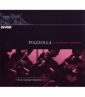 4 Seasons 4 Guitars - Piazzolla