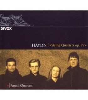 Haydn - String Quartets Op. 77