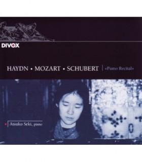 Haydn-Mozart-Schubert, Piano Recital