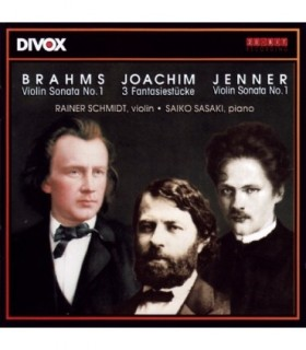 Brahms and His Friends, Vol. 3