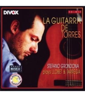 La Guitarra de Torres - Plays Llobet and Tarrega
