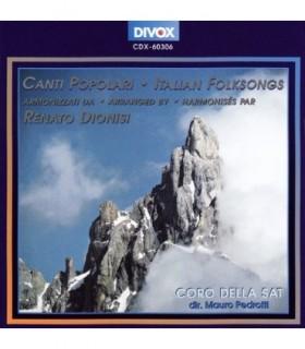 DIONISI, Canti Popolari - Italian Folksongs