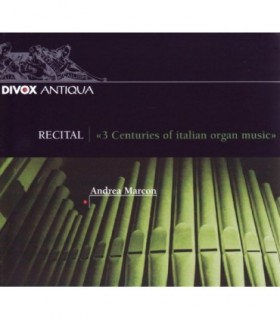 3 Centuries of italian Organ Music - Recital