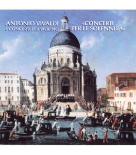 Concerti per le Solennita, 6 concerti per violono