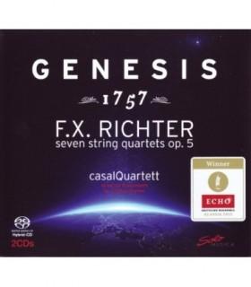 GENESIS - Franz Xavier RICHTER