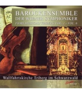 Fiori Musicale Triberg Vol.1 a 6