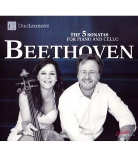 The 5 Sonatas for Piano and Cello