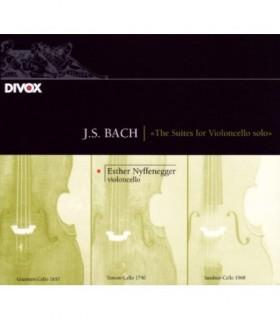 Suites for Violoncello Solo - J.S. BACH