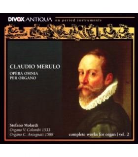 Opera Omnia - Claudio MERULO