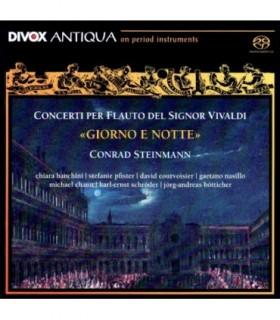Giorno e Notte - Concerti per Flauto