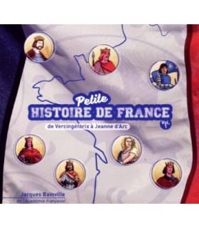 Petite hisoire de France Vol.1 - de Vercingetorix a Jeanne d'Arc