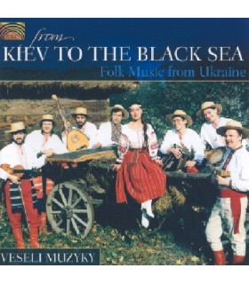 Kiev to the black sea
