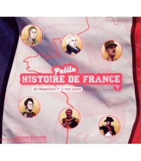 Petite hisoire de France Vol.3 - de Napoleon a nos Jours