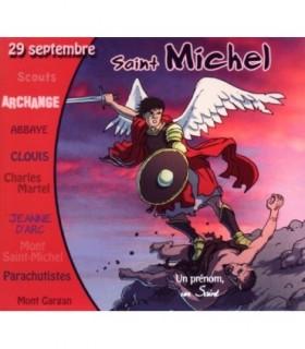 Collection Un Prenom Un Saint, MICHEL