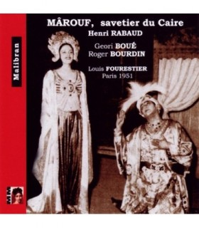 MAROUF, Savetier du Caire