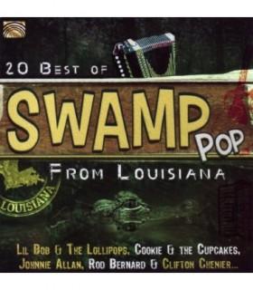 20 Best of SWAMP POP from Louisiana