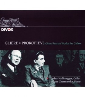 Great Russian Works for Cello and Piano