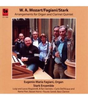 Arrangements for Organ and Clarinet Quintet