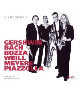 Gershwin, Bach, Bozza, Weil, Meyer, Piazzolla
