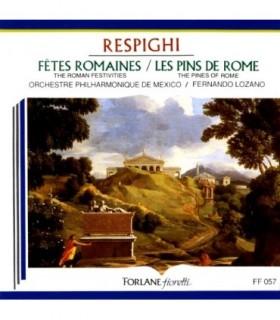 Fetes Romaines - Les Pins de Rome