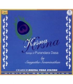 Krisna - Songs of Purandara Dasa