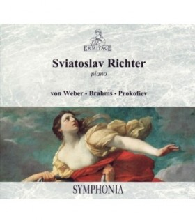 Weber - Brahms - Prokofiev