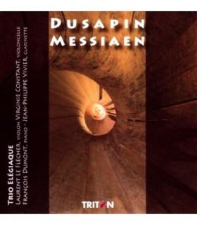 DUSAPIN - MESSIAEN