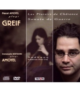Pascal AMOYEL plays GRIEF