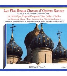Les Plus Beaux Choeurs d'Operas Russes
