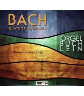 Bach - 36 Chorals a 4 Violoncelles