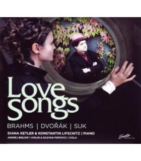 Love Songs - Brahms, Dvorak, Suk