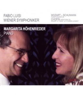Piano Concertos-Mozart,Schumann