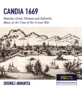 Candia 1669