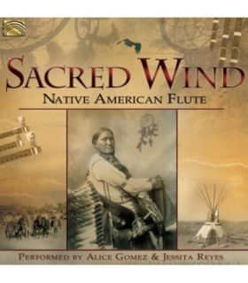 Sacred Wind - Native American Flute