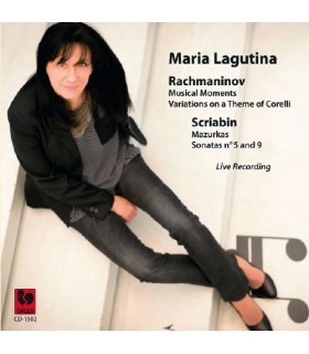 Rachmaninov - Scriabin